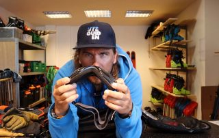 what to pack in your ski touring backpack